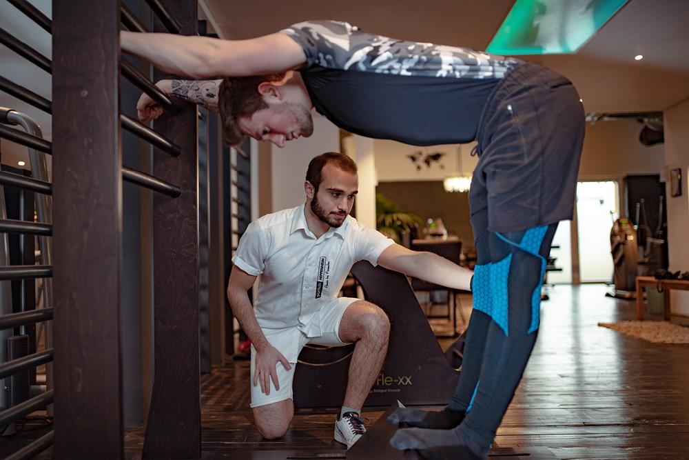 flexx Beweglichkeitstraining
